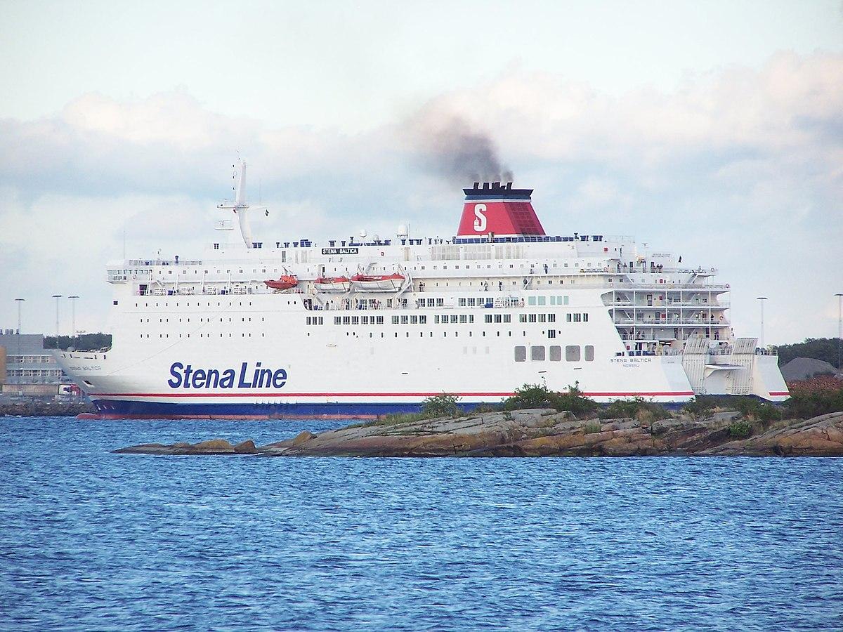 Stena Line Wikimedia Commons