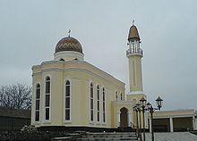 Одна из мечетей села