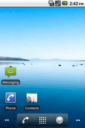 Screenshot of Android Emulator for SDK version...