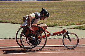 Image illustrative de l'article Athlétisme handisport