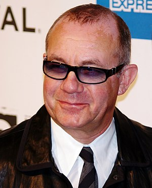English: Bernie Taupin attending the premiere ...