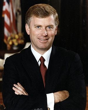 Offical photo of Fmr. Vice President Dan Quayl...