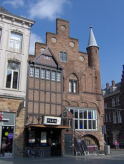 Huis De Moriaan, 's-Hertogenbosch