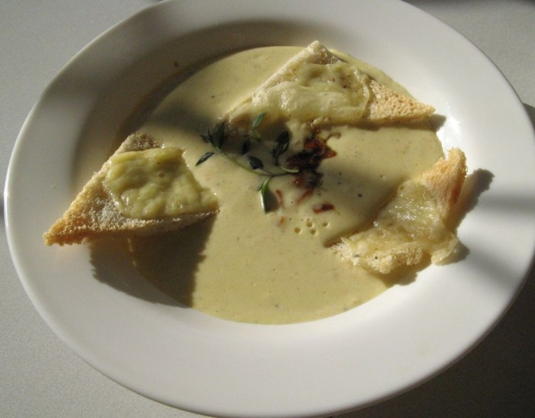Cheese soup   Wikipedia