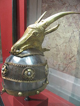 Helmet of Skanderbeg