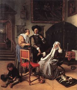 File:Jan Steen - Doctor's Visit - WGA21713.jpg