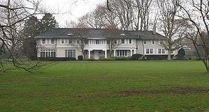 Lasata, the girlhood home of Jacqueline Kenned...