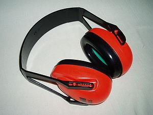 Loud environment headphones