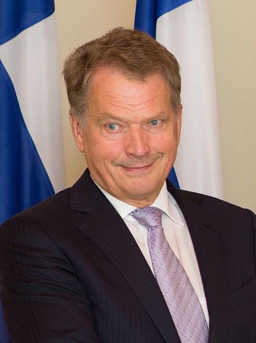 Sauli Niinistö (cropped)