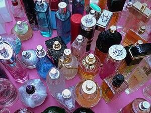 Scent bottles