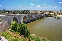 Puente sobre el r�o Duero