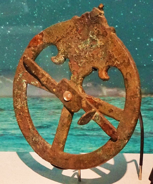 WA Maritime Museum - Joy of Museums - Mariner's Astrolabe from the Vergulde Draeck