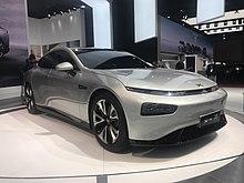 小鵬汽車 - Wikipedia