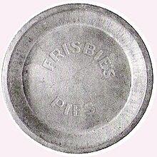 Frisbie Pie Company tin
