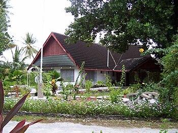Presidential Residence, Kiribati