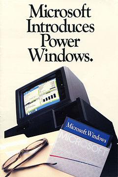Microsoft Windows 1.0 page1