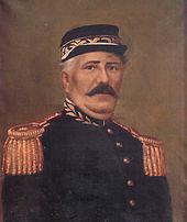 Retrato de Antônio de Sousa Netto, século XIX. Acervo do Museu Júlio de Castilhos
