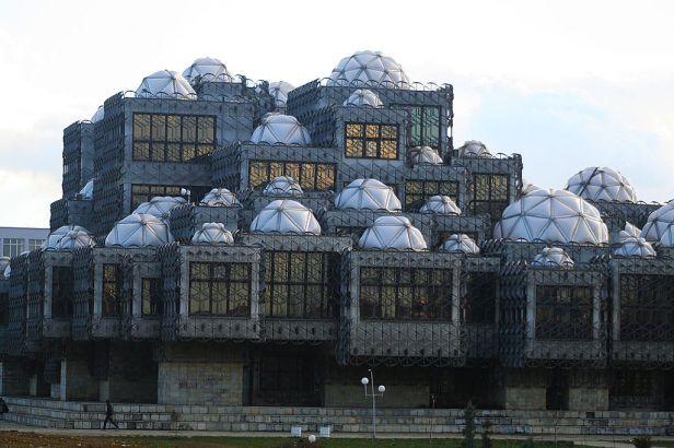 National University Library of Kosovo