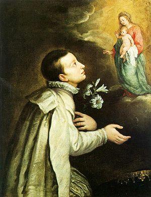 Carlo Francesco Nuvolone, St. Aloysius Gonzaga...