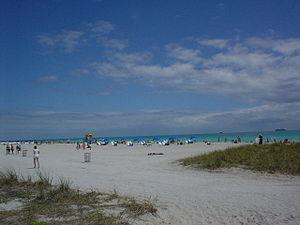 English: South Beach, Florida