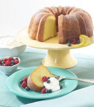 English: Bundt Pan