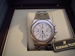 Royal Oak Chronograph,Ref.25860st Cal.