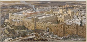 Reconstruction of Jerusalem and the Temple of ...