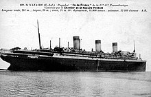 Normandie Paquebot Wikipdia
