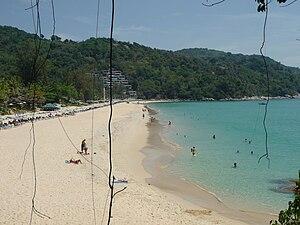 Deutsch: Kata Beach, Phuket, Thailand