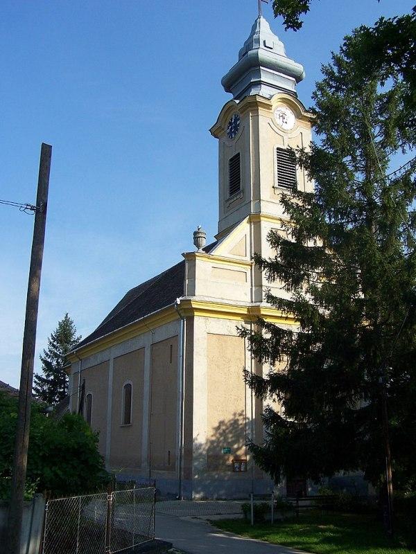 Fájl:Saint Anne Church, Pápakovácsi.JPG – Wikipédia