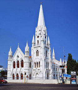 Image result for pic interior st thomas church chennai