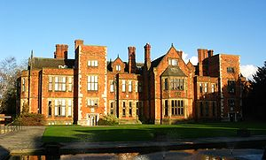 University of York in England: Heslington Hall.