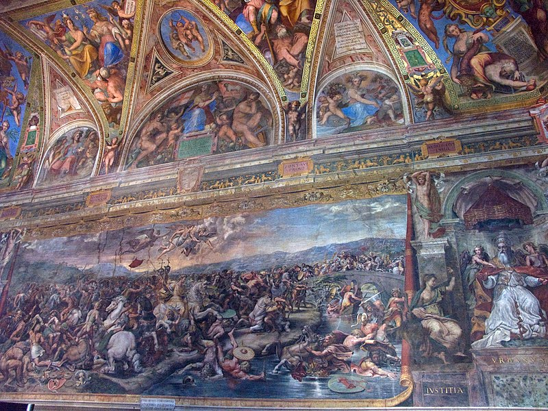 File:Vatican-Apostolic Palace-Battle of Milvian Bridge.jpg