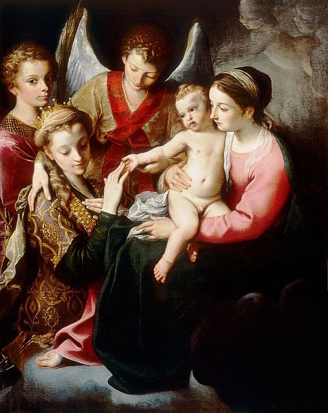 File:Annibale Carracci - The Mystic Marriage of St Catherine - WGA4423.jpg