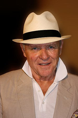 Sir Anthony Hopkins at Tuscan Sun Festival 200...