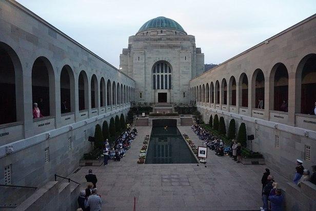 Australian War Memorial - Joy of Museums - External 2