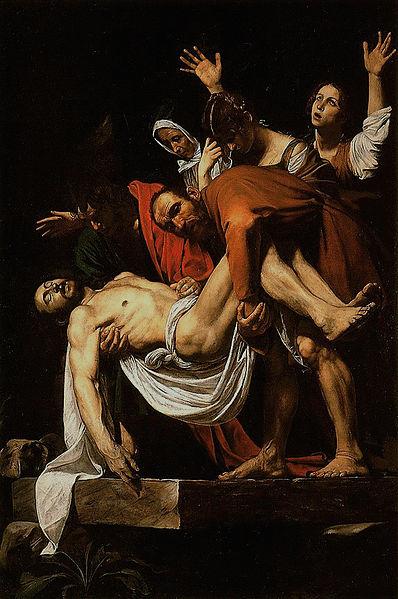 File:Caravaggio - La Deposizione di Cristo.jpg