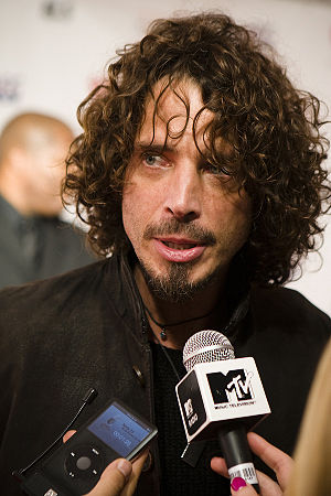 Chris Cornell of Soundgarden and Audioslave