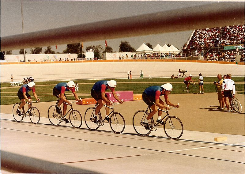File:Great Britain Team Pursuit, 1984 Olympics.jpg