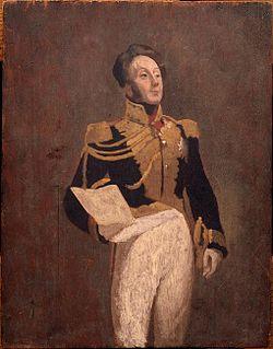 Le vicomte Sostène de La Rochefoucauld, directeur des Beaux-Arts sous Charles X, par François-Joseph Heim (1787–1865), Musée du Louvre (Paris).