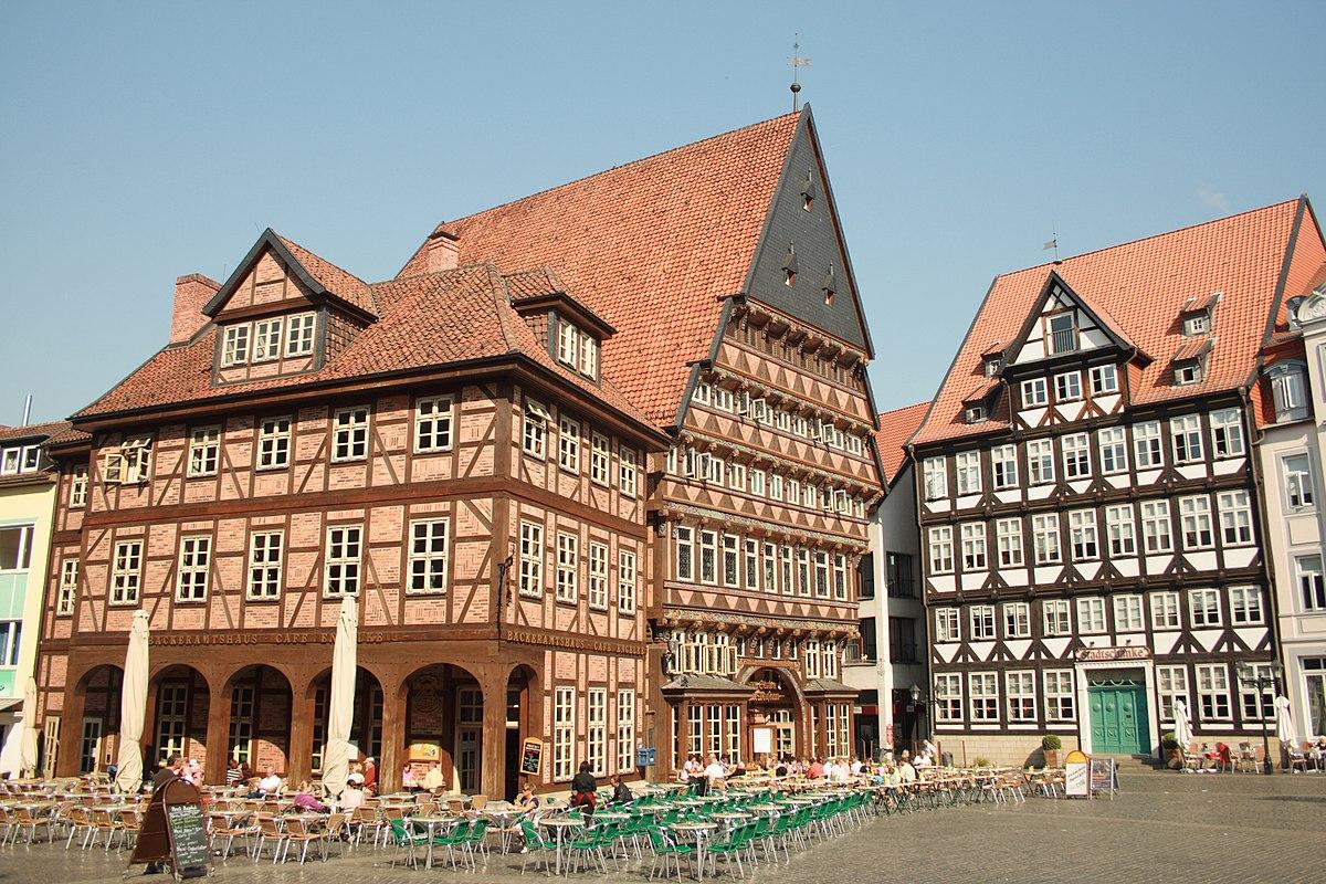 Slagternes Gildehus Hildesheim Wikipedia Den Frie