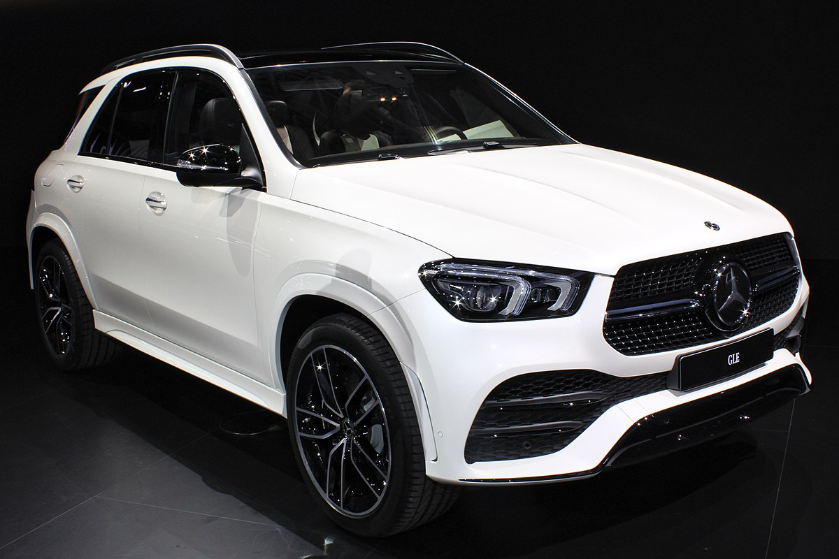 Mercedes Benz Classe GLE Type 167 Wikipdia