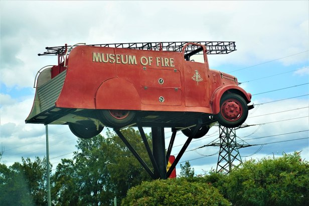 Museum of Fire - Joy of Museums