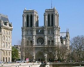 巴黎聖母院 - 維基百科,開放時間! - 波妮說食話