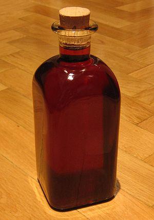 Bottle of Patxaran