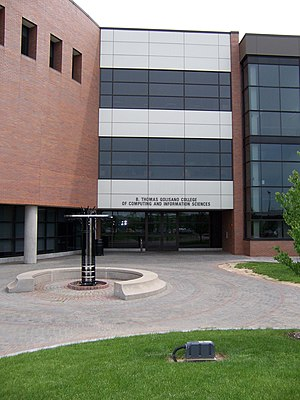 The Golisano College of Computing and Informat...