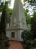Tomb of William Jones in Kolkata.