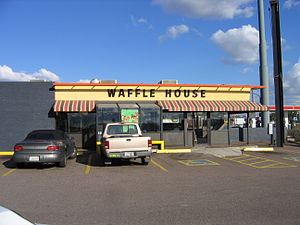 Waffle House Restaurant. 2516 W. Bell Road, Ph...