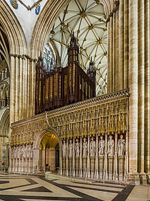 York Minster Wikipedia