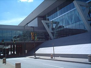 Baltimore Convention Center 2005